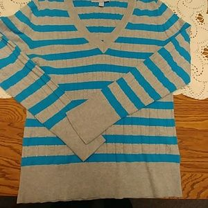 3 for $20/Old Navy stripped sweater